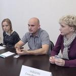 Встреча с представителями Семилукского огнеупорного завода