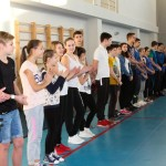 НИКА-ПЕТРОТЭК провела «Веселые старты» среди семилукских школьников