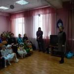 «НИКА-ПЕТРОТЭК» подарила предновогодний праздник детям семилукского реабилитационного центра