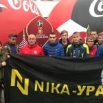 ФК «Ника-Ураган» отмечает семилетний юбилей