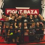 Слон из «Около футбола» дал мастер-класс в клубе единоборств FIGHT BAZA
