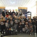Спортсмены Fight Baza - победители всероссийского турнира «Рубаха-парень»