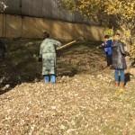 В течение октября работники ООО «Ника-Петротэк» трижды участвовали в общерайонных акциях чистоты, инициированных администрацией Семилукского района