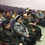 Собрание первичной ветеранской организации обновило состав участников