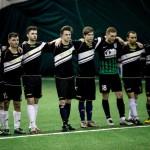 «Ника-Ураган» одержала победу над командой ВВА им. Жуковского и Гагарина на Зимнем Чемпионате ЛФЛ