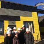 На Нике-Петротэк для ветеранов-огнеупорщиков  провели экскурсию по обновленному заводу