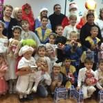 В преддверии Нового года сотрудники компании ООО «НИКА-ПЕТРОТЭК» побывали у детей Семилукского социально-реабилитационного центра для несовершеннолетних.
