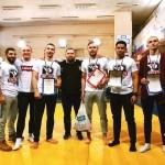 Спортсмены «FIGHT BAZA» заняли четыре призовых места на «Панкратионе» 12 и 13 января
