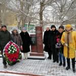 Сотрудники ООО «Ника-Петротэк» почтили память освободителей Семилук
