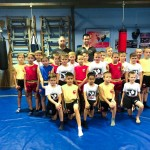 Воспитанники «FIGHT BAZA» провели несколько совместных тренировок