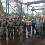 «НИКА-ПЕТРОТЭК» совместно с РСЧС провели тренировочные учения  по гражданской обороне
