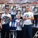 Детская группа Академии «FIGHT BAZA» привезла с турнира 11 медалей