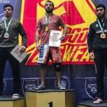 «FIGHT BAZA» привезла золото с московских соревнований