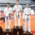 Воспитанник FIGHT BAZA завоевал золото на первенстве по киокусинкай