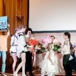 ООО «НИКА-ПЕТРОТЭК» вручила приз победительнице городского конкурса «Маленькая Леди»