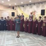 ООО «НИКА-ПЕТРОТЭК» вручили подарок участникам «Ретроклуба 60+»