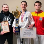 Тренер «FIGHT BAZA» - призер Чемпионата России