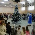 3 января в районном Дворце культуры прошел новогодний праздник для детей сотрудников компании «Ника-Петротэк».