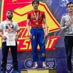 Тренер академии боевых единоборств  «FIGHT BAZA»  взял серебро на всероссийских соревнованиях