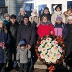 Коллектив «НИКИ-ПЕТРОТЭК» почтил память земляков, погибших при освобождении города Семилуки в годы Великой Отечественной войны