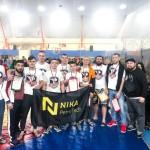 Семилукские борцы привезли с  первенства Воронежской области пять золотых медалей