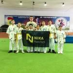 Воспитанник семилукской Академии единоборств привез золото с чемпионата