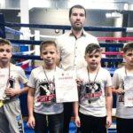 Воспитанники академии единоборств FIGHT BAZA приняли участие в турнире памяти Виктора Жердева