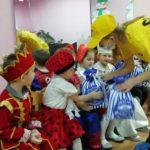 В преддверии Нового года сотрудники ООО «НИКА-ПЕТРОТЭК» побывали у детей Семилукского социально-реабилитационного центра