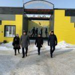 Представители Воронежского облправительства посетили Семилукский огнеупорный завод