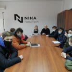 Студенты Семилукского политехнического колледжа начали практику на заводе «Ника-Петротэк» в Семилуках