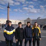 Камбарские дзюдоисты достойно выступили на турнире в Санкт-Петербурге