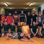 Спортсмены FIGHT BAZA приняли участие в семинаре Александра Каландаришвили – чемпиона и призёра мирового уровня по бразильскому джиу-джитсу