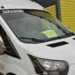 «Ника-Петротэк» запустила заводской автобус для сотрудников из рабочего поселка Латная и села Латное в Семилукском районе